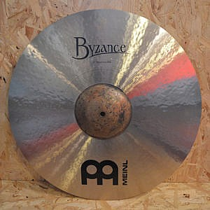 """MEINL Byzance 21"""" Traditional Polyphonic Ride"""
