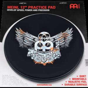 "MEINL Jawbreaker 12"" Practice Pad"