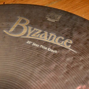"MEINL Byzance Jazz 20"" Thin Crash"