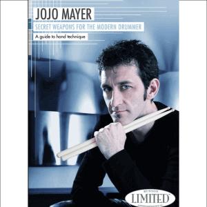 Jojo Mayer - Secret Weapons For The Modern Drummer DVD