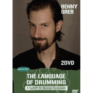 Benny Greb - The Language Of Drumming DVD