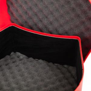 Hardcase Fully Lined Snare Case – 14in 2