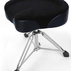 Custom Percussion Black Custom Throne
