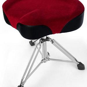 Custom Percussion Red Custom Throne
