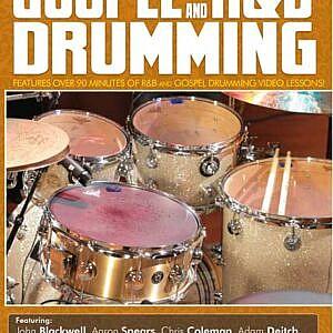 Gospel and R&B Drumming DVD
